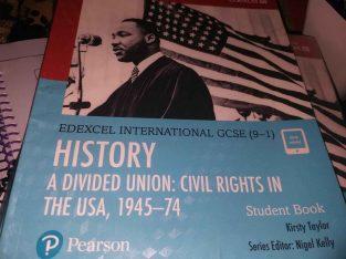 history of USA Edexcel igcse 9-1