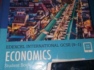 Edexcel igcse O/L 9-1 economics