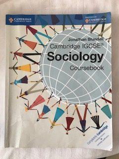 Sociology Cambridge o/l