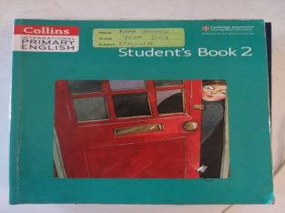 Grade 2 Cambridge Syllabus (Used in Ilma Int'l)