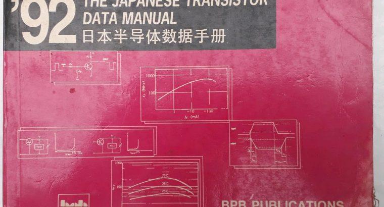 TRANSISTOR DATA BOOK