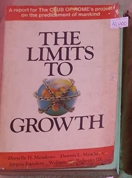 The Limits to Growth a Report For The Club Of Rome's Project