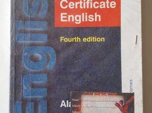 General certificate english