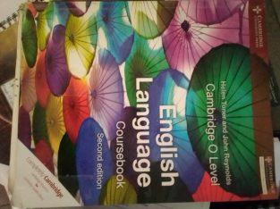 Cambridge OL English Language