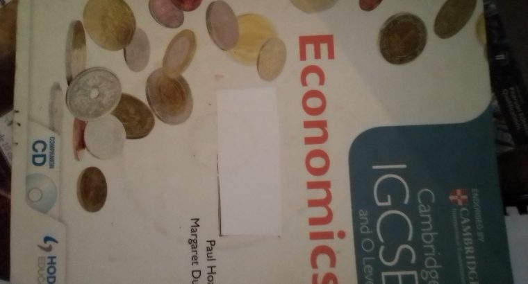 Cambridge OL Economics Textbook