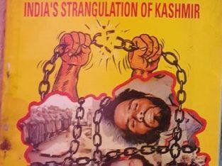 INdian's strangulation of kashmir