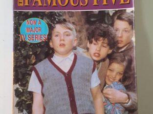 The famous five [Five on a secret trail]