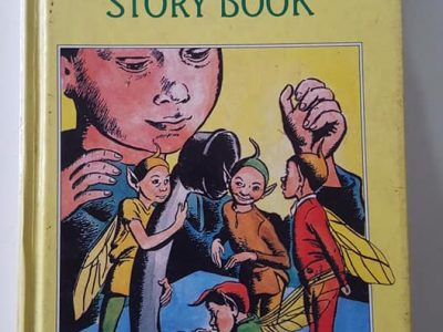 The Yellow Story Book [Enid Blyton]