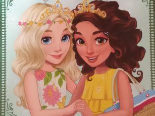 Secret princesses (Royal Holiday)