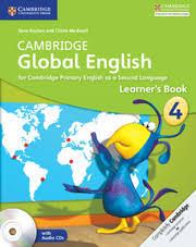 Cambridge global English learner book 4