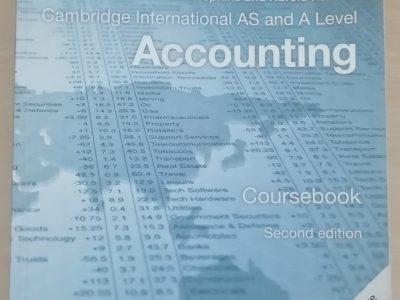 Cambridge OL and AL text books