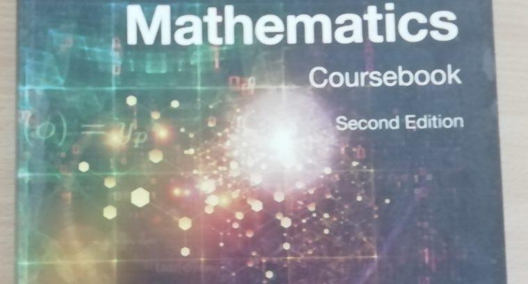 Cambridge OL Mathematics Coursebook