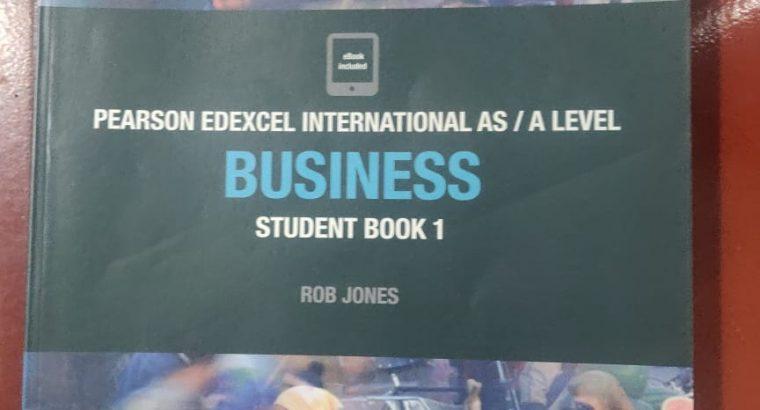 Pearson Edexcel Int. AS / A Level