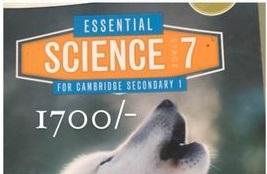 ESSENTIAL Science 7