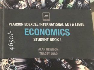 ECONOMICS Student Book 1