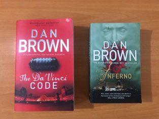 The Da Vinci Code & Inferno