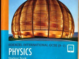 Edecxel International GCSE (9-1) Physics