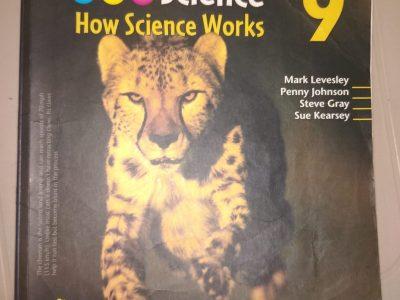 Exploring Science 9 ( ISBN – 9781405895514)