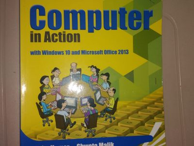 Computer In Action – Book 6